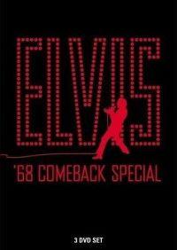 Cover Elvis Presley - '68 Comeback Special [2008 3 DVD Set]
